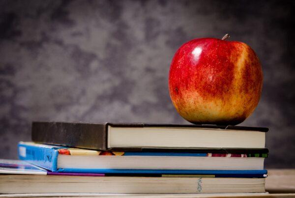 bog-æble