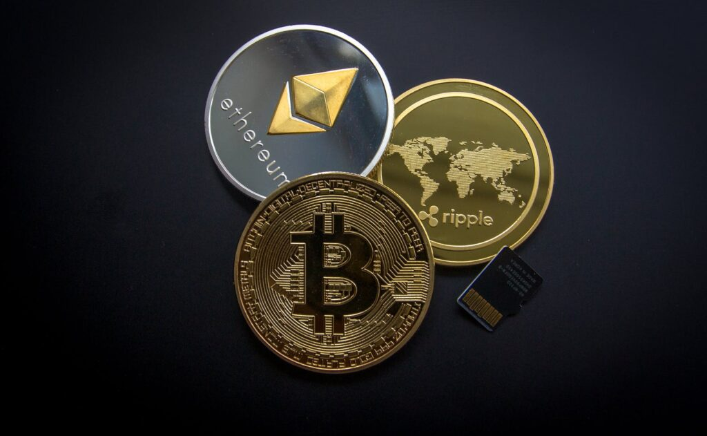 Kryptovaluta i mønter